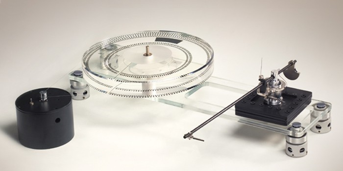 High Precision Belt Drive Turntable