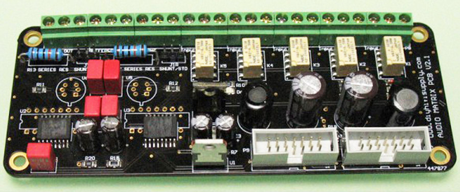 Audio Board for Ultimate Volume Control