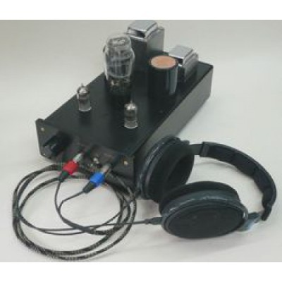 Chazz Headphone Amp
